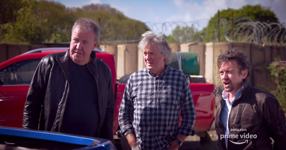 The Grand Tour Scrapped An Epic Episode Idea Because Of Terrorists