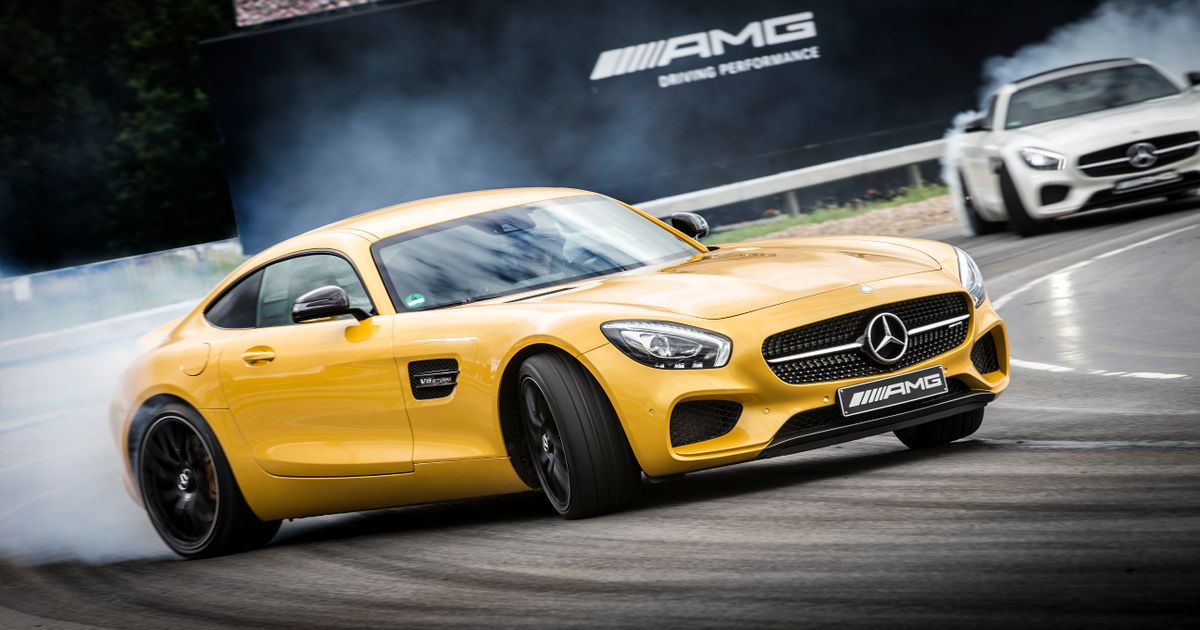 AMG Is Ditching RWD And The World Is That Bit Duller