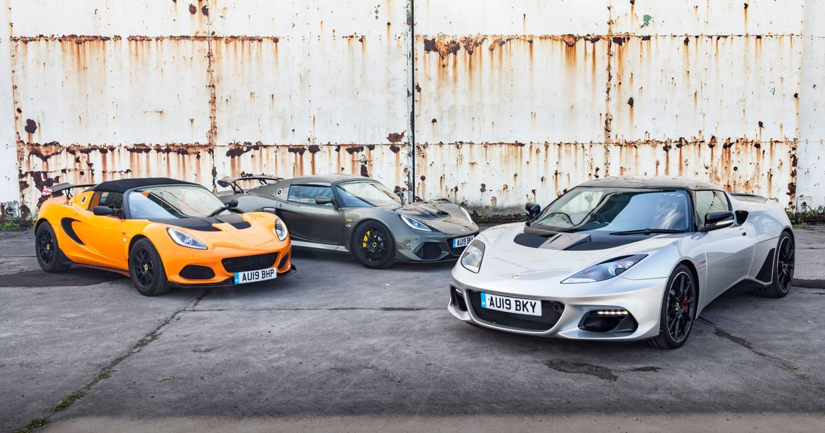 Lotus And Volvo Are Set To Share An Engine Supply