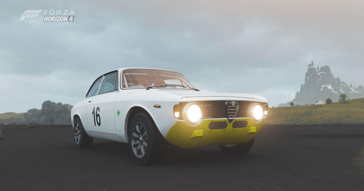 Alfa Romeo Giulia Sprint Gta Rally Build Forzatography