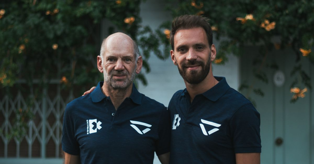 Adrian Newey Has Joined Veloce For The Inaugural Extreme E Season