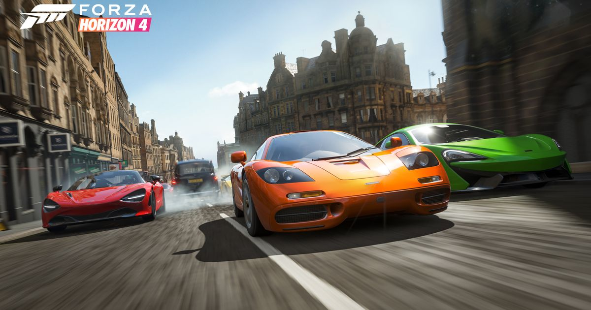 137 New Forza Horizon 4 Cars Have Been Leaked