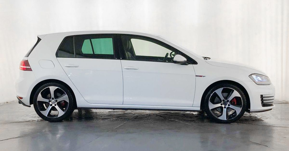 An Early Mk7 Vw Golf Gti Is A Cut Price Hot Hatch Prince Used Cars