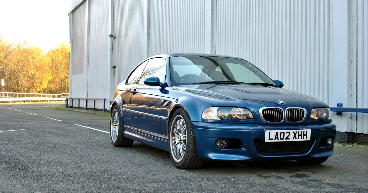 This Understated E46 Bmw M3 Is The Perfect Q Spec