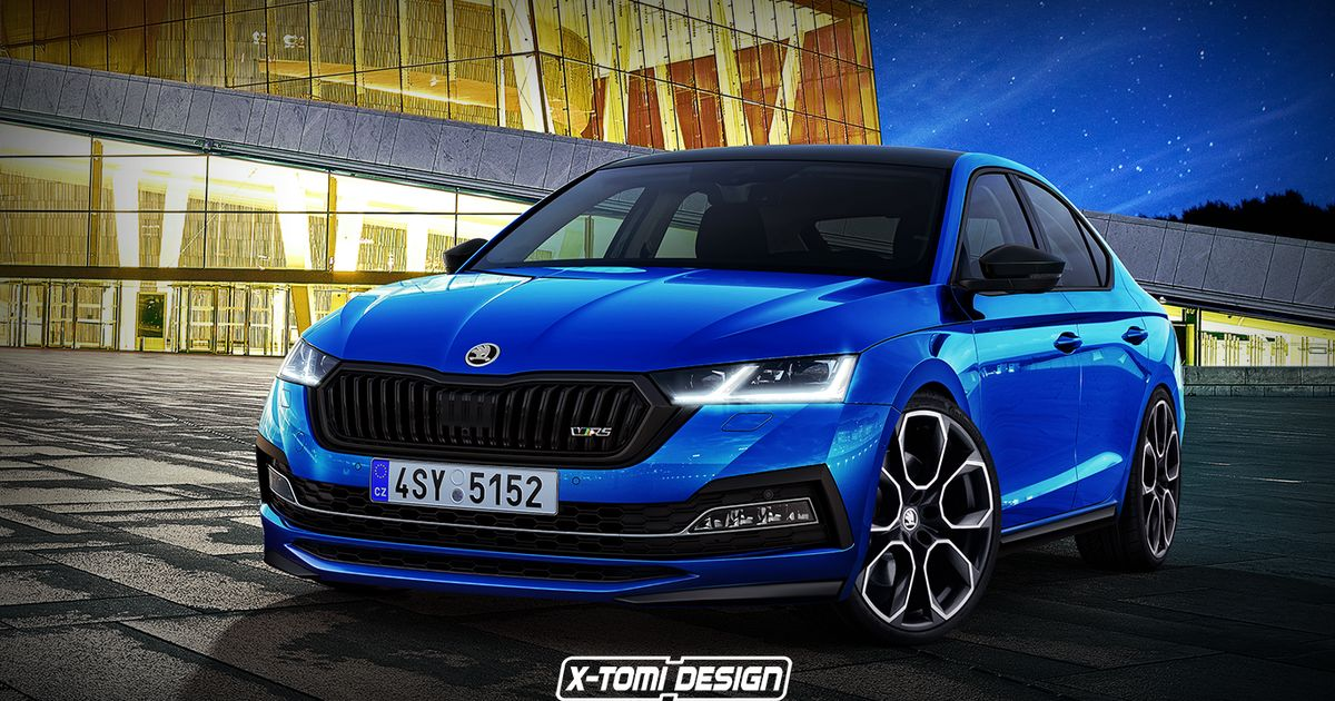 The Next Skoda Octavia vRS Will Be Available As Hybrid With Around 250bhp