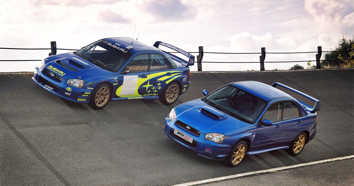 The Next Subaru WRX STI Will Take Revenge On Hot Hatchbacks