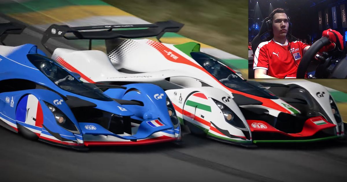 The Gran Turismo Championships Are Live Right Now