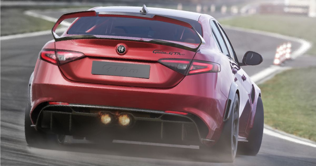 The Alfa Romeo Giulia Gta And Gtam Are 533bhp Track Ready Birthday Presents
