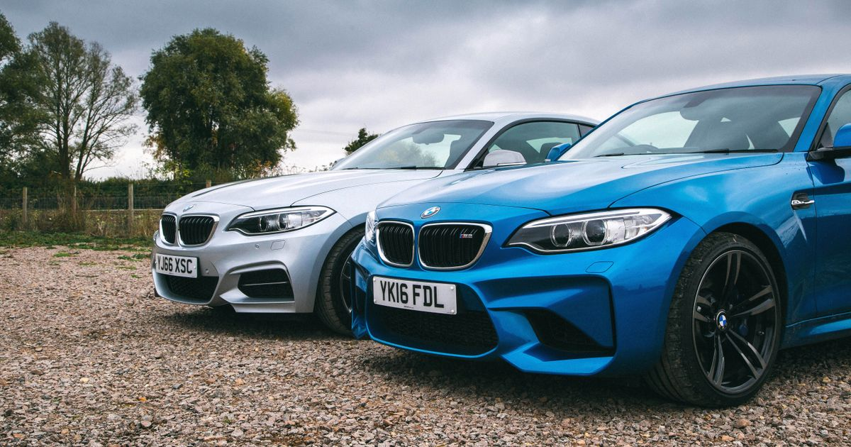 Bmw M2 Vs M240i Six Crucial Differences