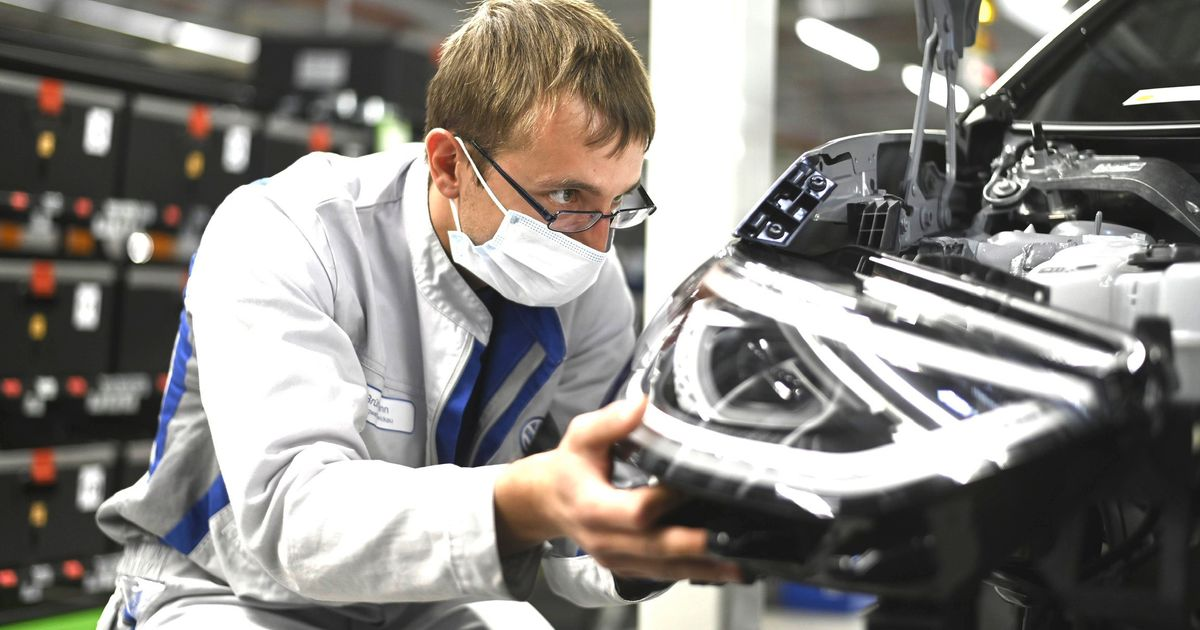 Volkswagen, Seat and Skoda Are Resuming Limited Car Production