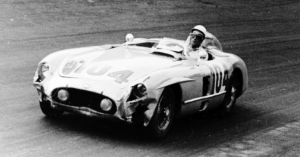 5 Incredible Feats Achieved By The Late Sir Stirling Moss