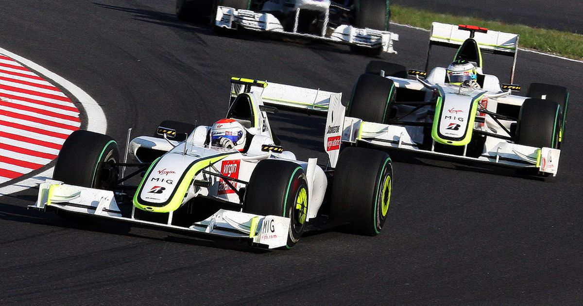 The Brawn GP Teammates Are Being Reunited For The Race's Legends Trophy