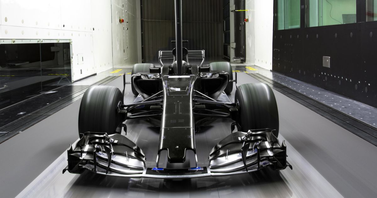 8 Fascinating Things I Learned From An F1 Factory Tour