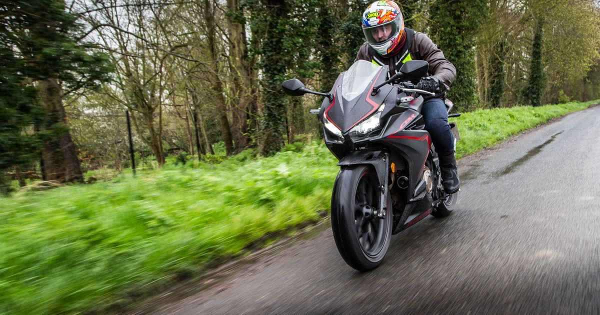 Does Living With A 500cc Motorbike Get Boring?