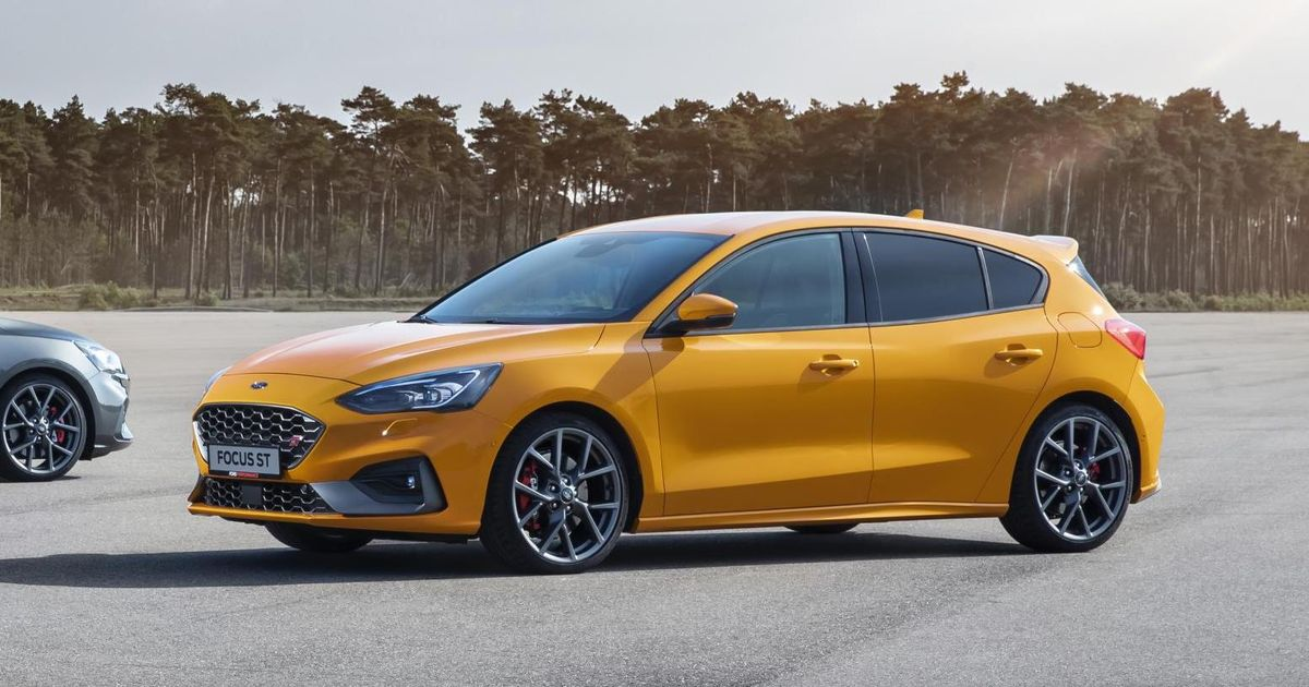 The  Cancellation  Of The Ford Focus RS Could Be The ST s Time To Shine