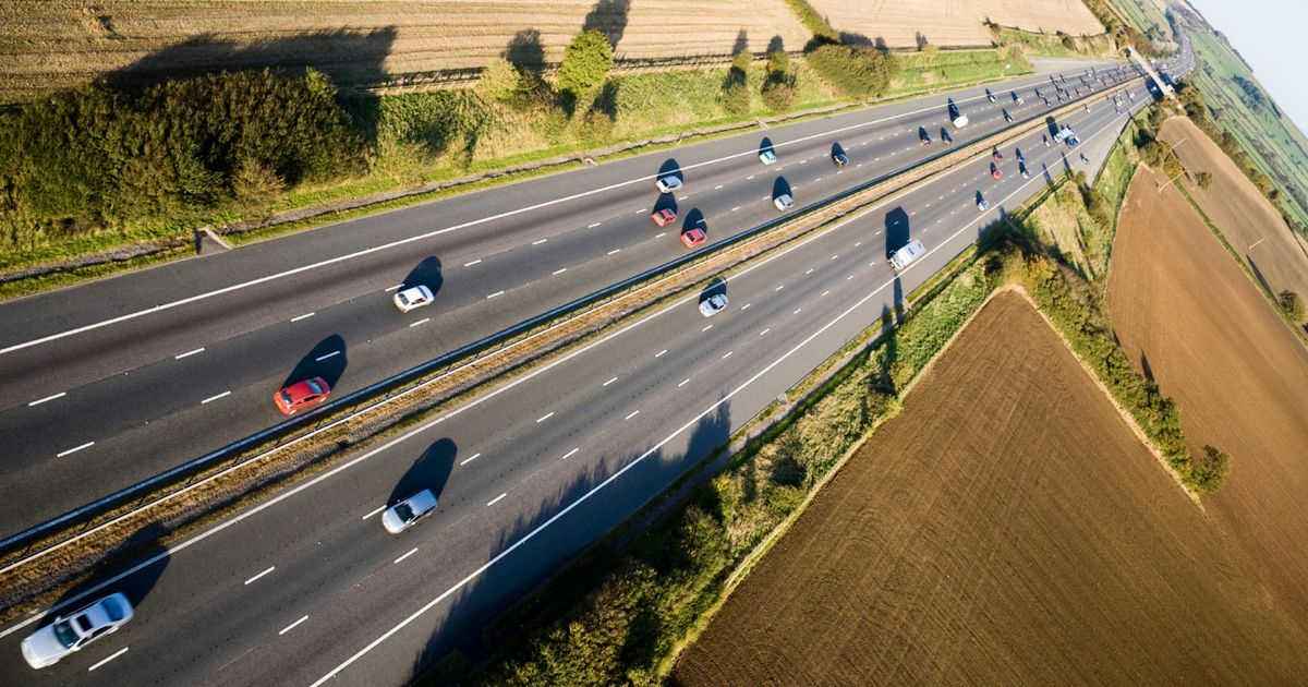 Road Traffic In The UK Drops 73% To Levels Not Seen In 65 Years