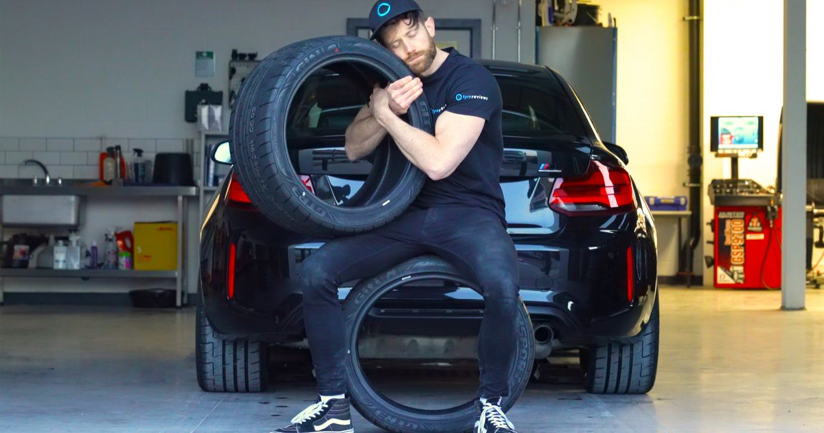 Here s How You Care For Tyres On A Parked-Up Car