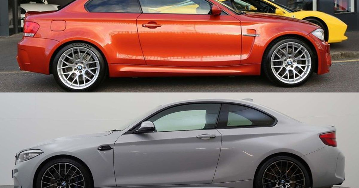 Choose Your Used M Car Weapon: BMW 1M Vs M2 Competition