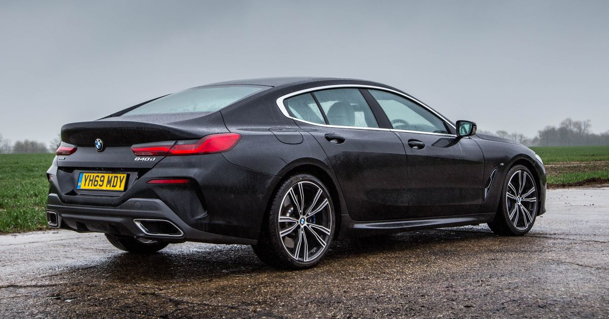 Is The BMW 8-Series Gran Coupe Actually Handsome?