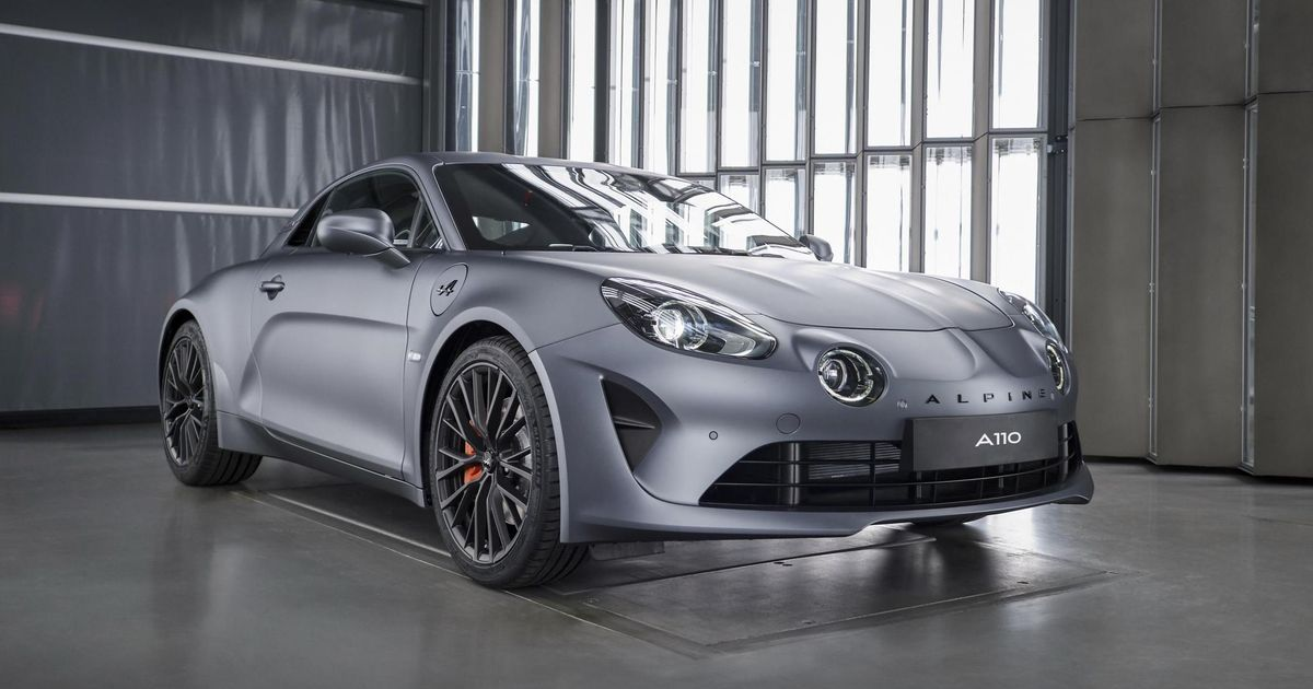 Renault s Alpine Factory May Close For Good As Part Of Cost-Cutting Measures