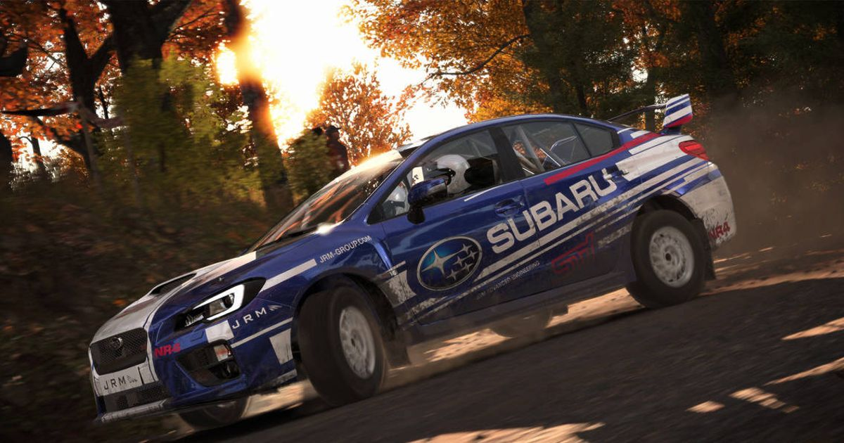 A New Dirt Rally Game Is On The Way, Will Probably Be More Accessible