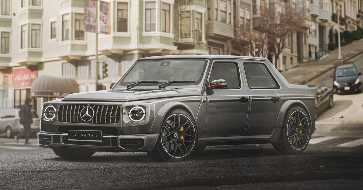 These 6 SUVs Have Been Rendered As Saloons And We Don t Hate Them