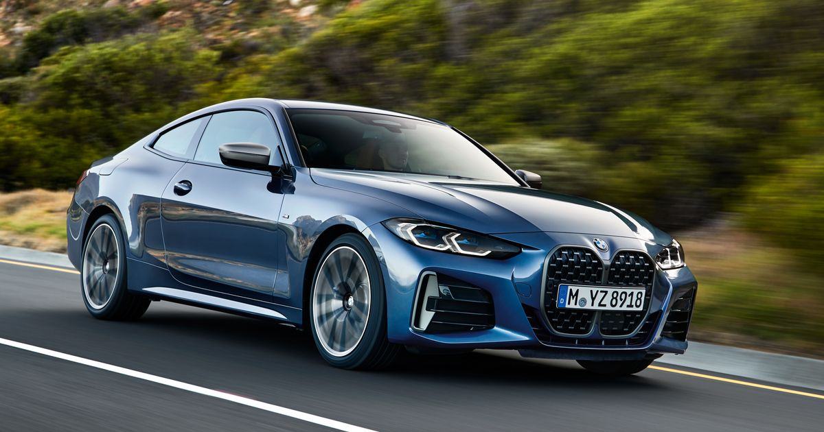 The New BMW 4-Series Is Here And We re Already Used To The Big Face
