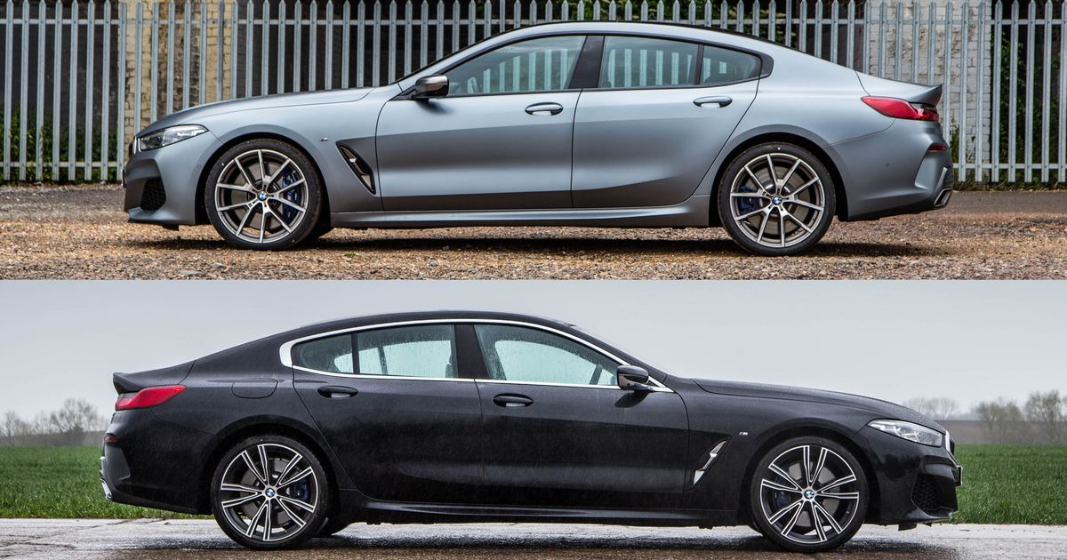 Is The BMW 8-Series Gran Coupe Better With A V8 Petrol Or An I6 Diesel?