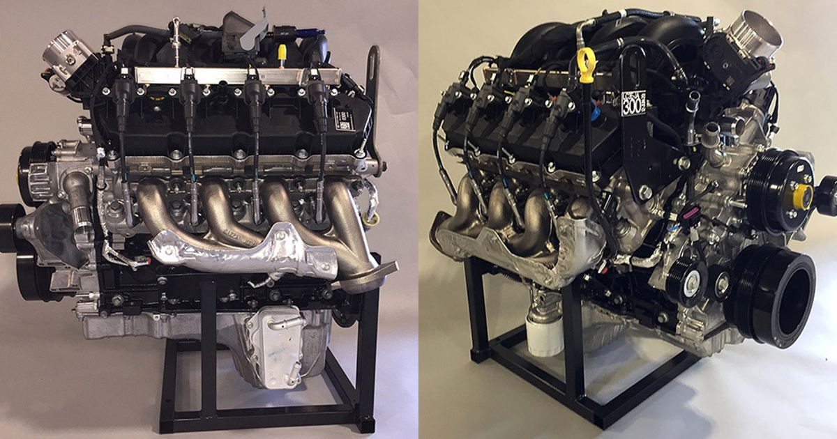 Ford s 7.3 Pushrod  Godzilla  V8 Can Now Be Bought As A Crate Engine
