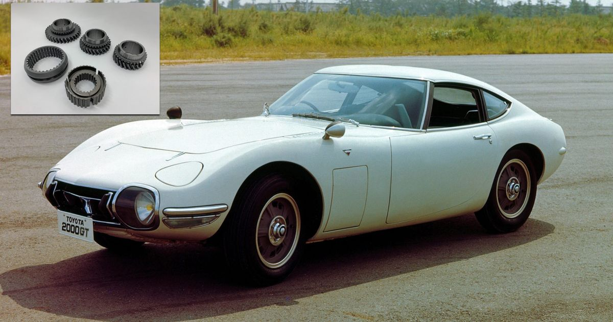 Toyota Will Be Making Brand New 2000GT Parts - Car Throttle