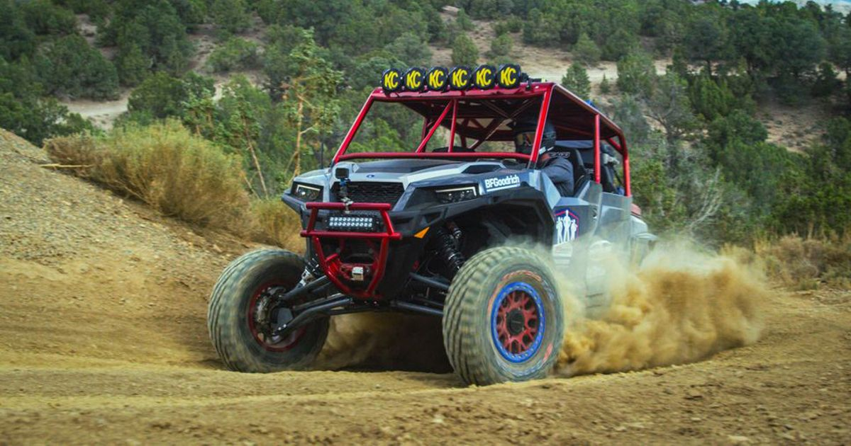 [Community] Win This Customized Polaris Off-Road Monster
