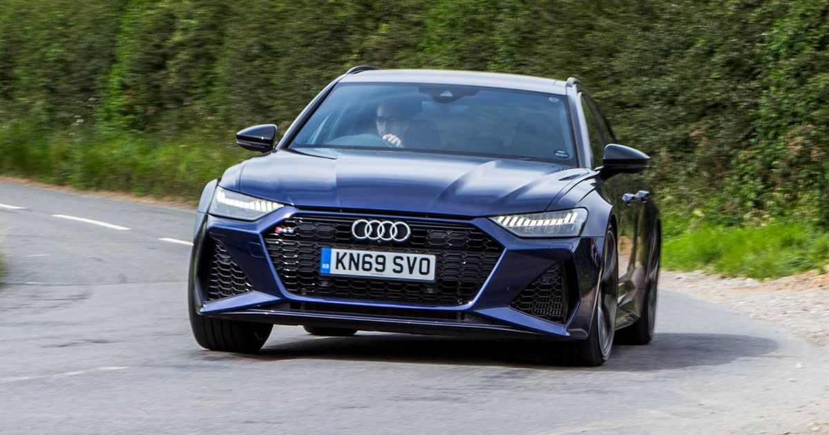 Audi RS6 Review: The Greatest Fast Audi Ever?