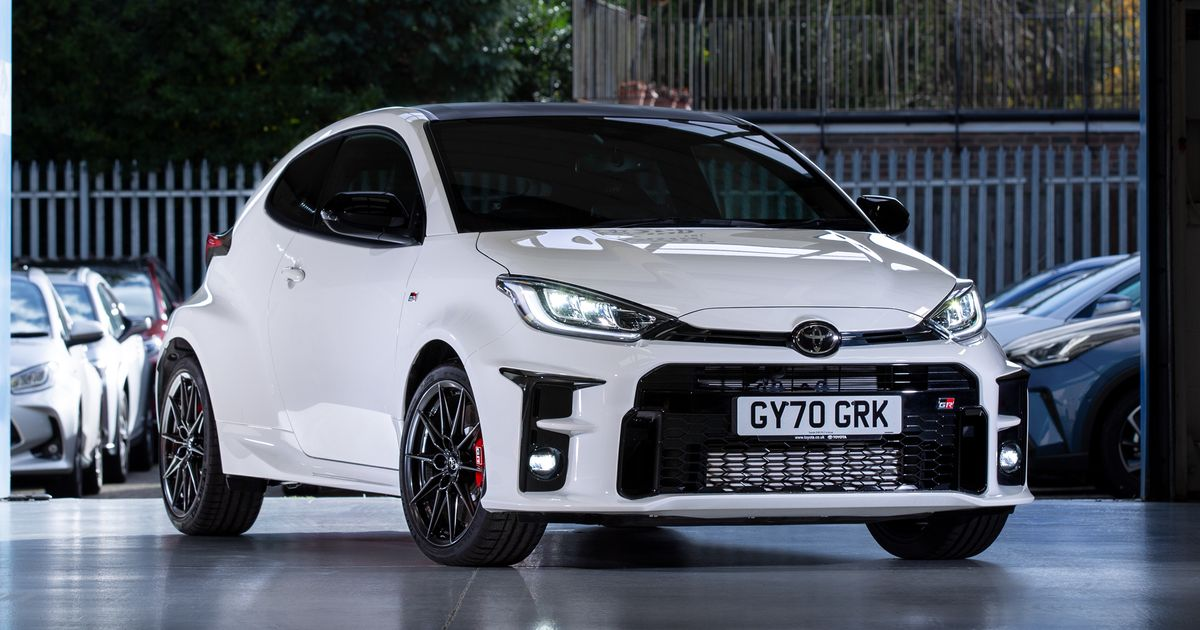 Toyota GR Yaris Review: A Homologation Hero That s Worthy Of The Hype