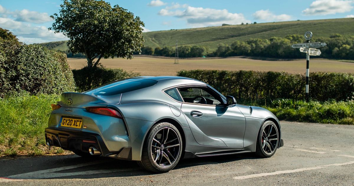 6 Things I ve Learned From Two Months Of Toyota GR Supra  Ownership