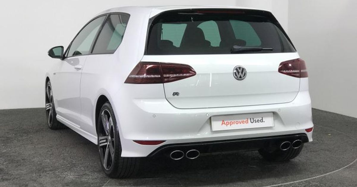 You Can Now Get A Mk7 VW Golf R For Under £15,000