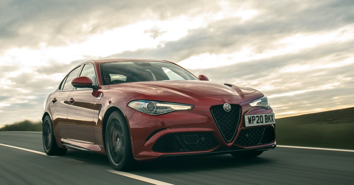 The Top 5 Best Super Saloons You Can Buy In 2021