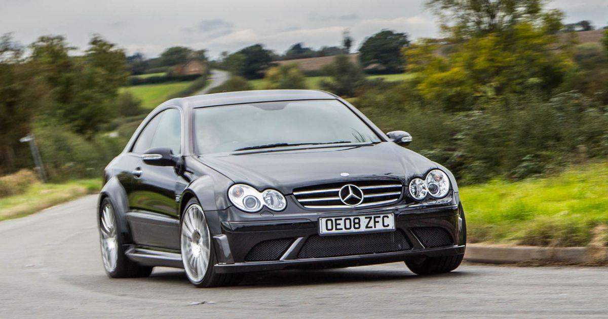 Is The Mercedes-AMG CLK 63 Black Series Still Amazing To Drive Today?