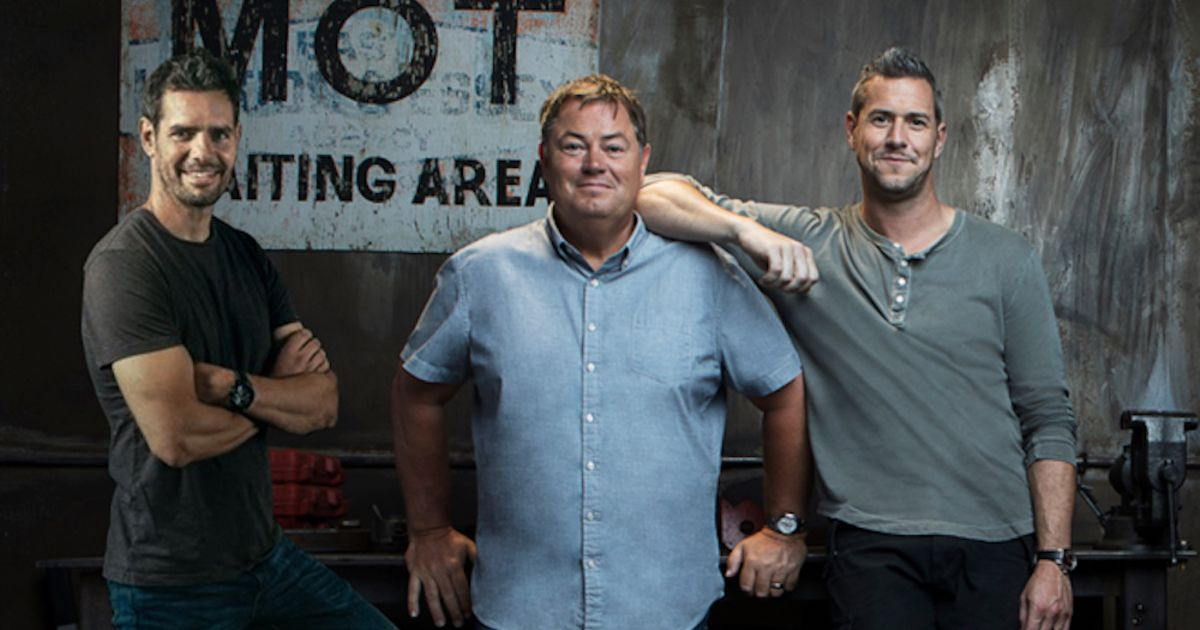 Wheeler Dealers Is Returning To The UK, Ant Anstead To Depart
