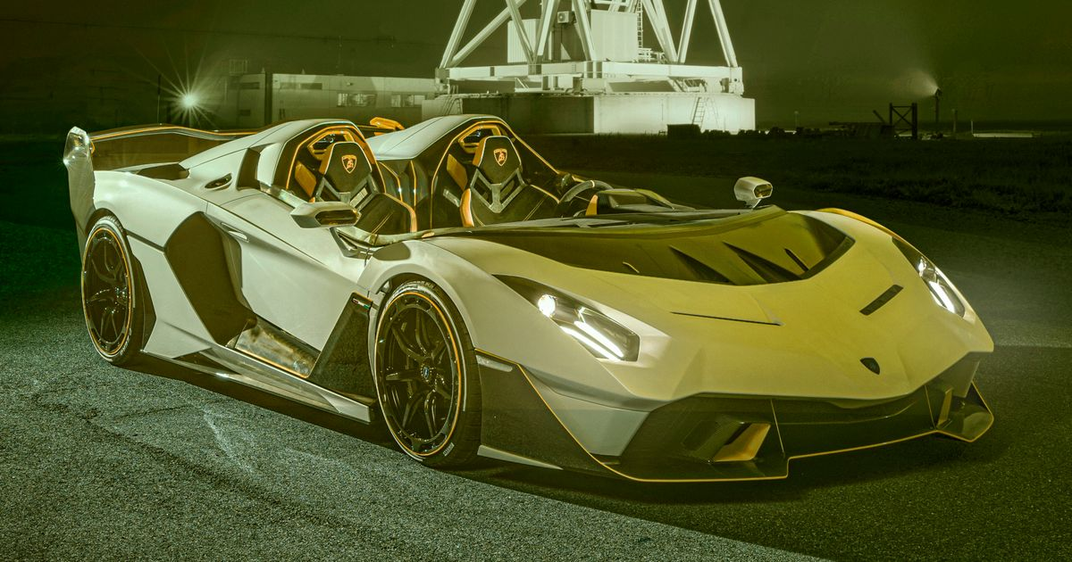 No-Windscreen Hypercars Embody Everything Worst About The Car Industry