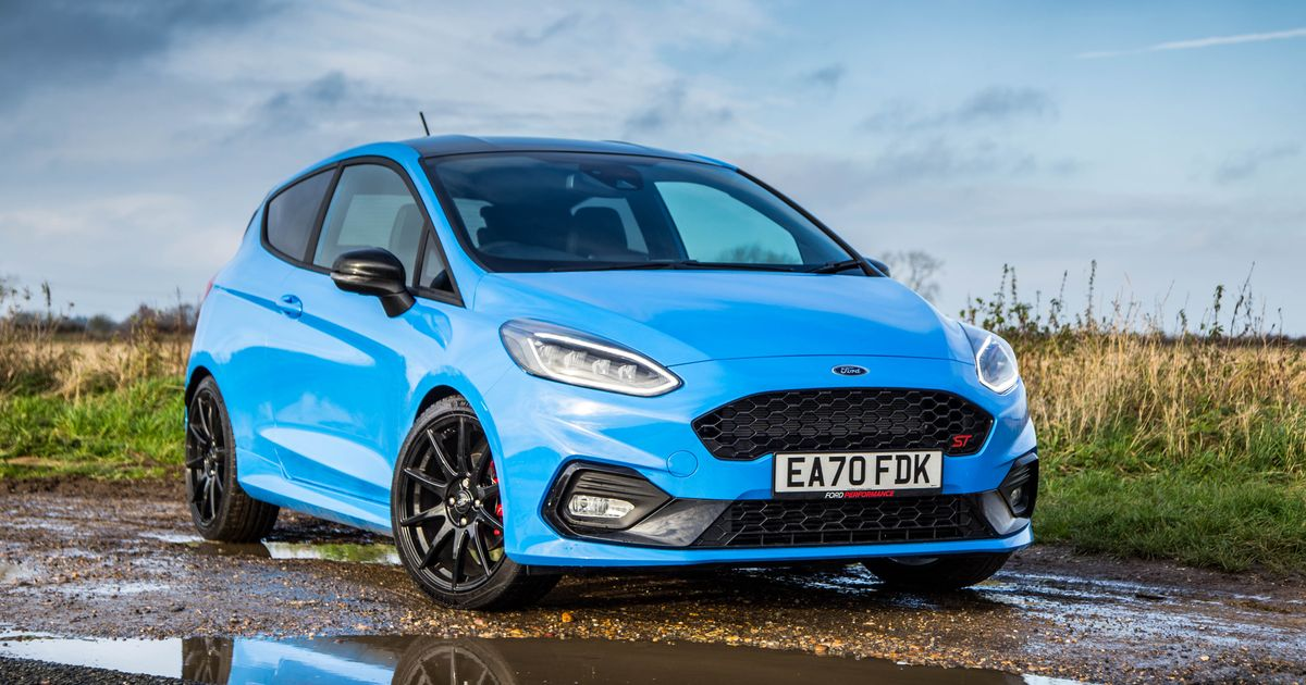 Ford Fiesta ST Edition Review: Spoiling Or Improving The Recipe?