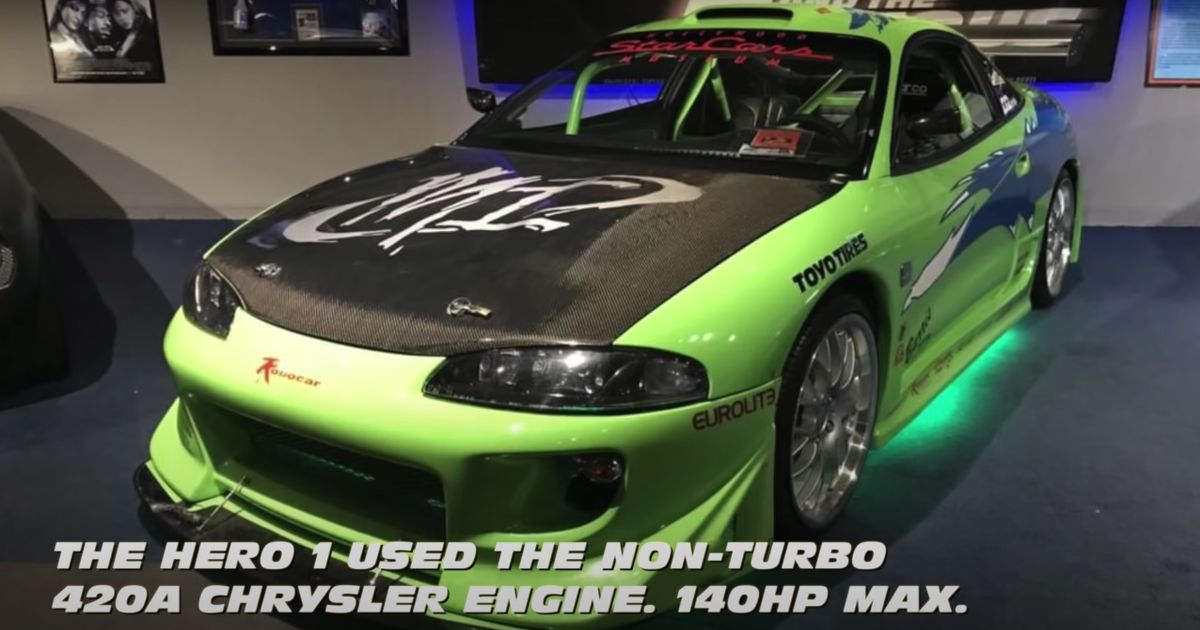 The Fast And The Furious  Car Advisor Explains The Film s Technical Gaffes
