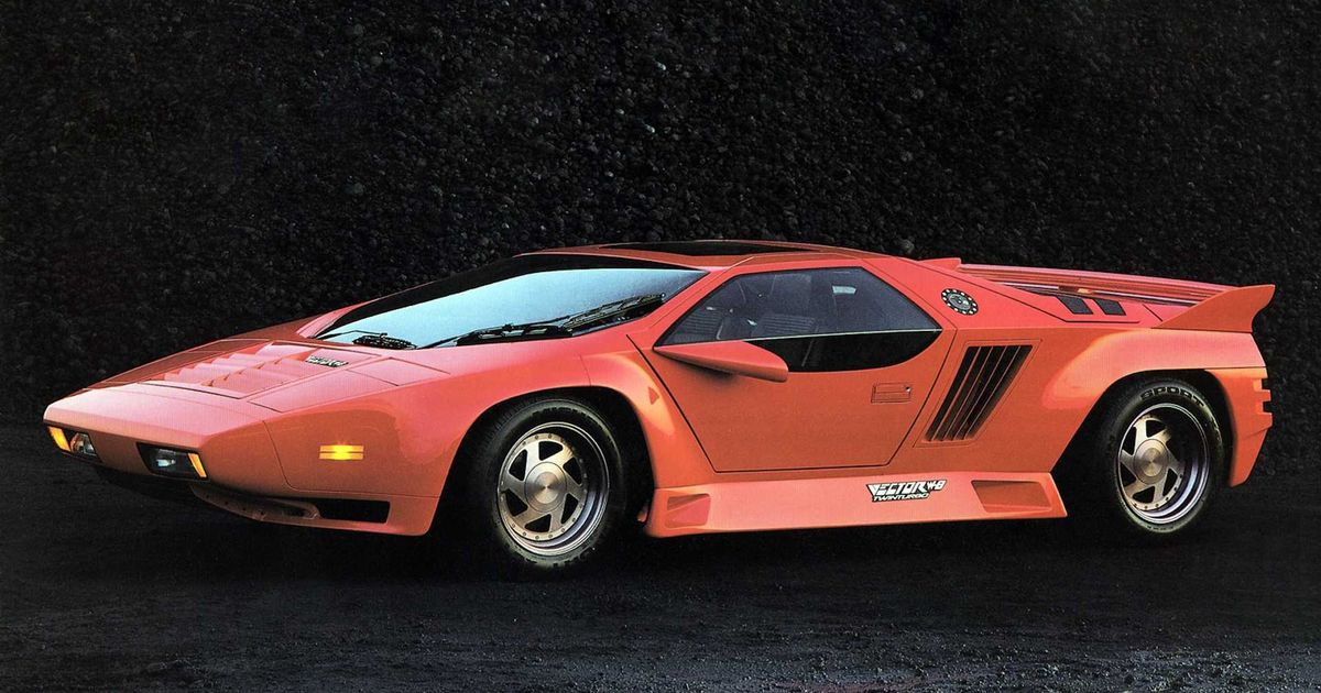 Vector Supercars Founder Jerry Wiegert Has Died