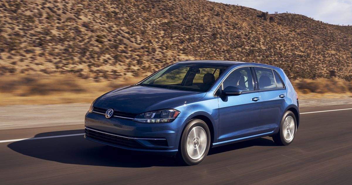 The VW Golf Is Officially Leaving The USA