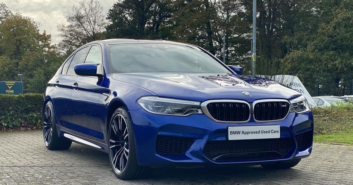 This Used BMW M5 Costs 60% Less Than A CS But Is Pretty Much The Same Thing