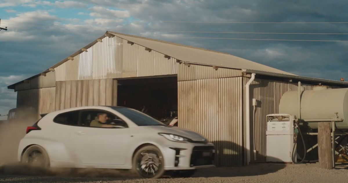 Tame Toyota GR Yaris Advert Banned For Promoting  Unsafe Driving
