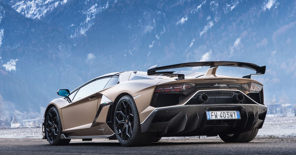 The Top 10 Best Supercars In 2021