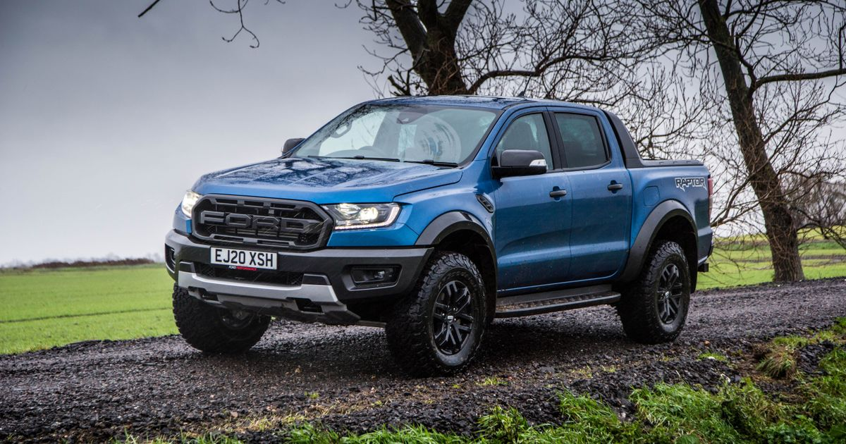 Is The Ranger Raptor Ford s Most Pointless Vehicle?