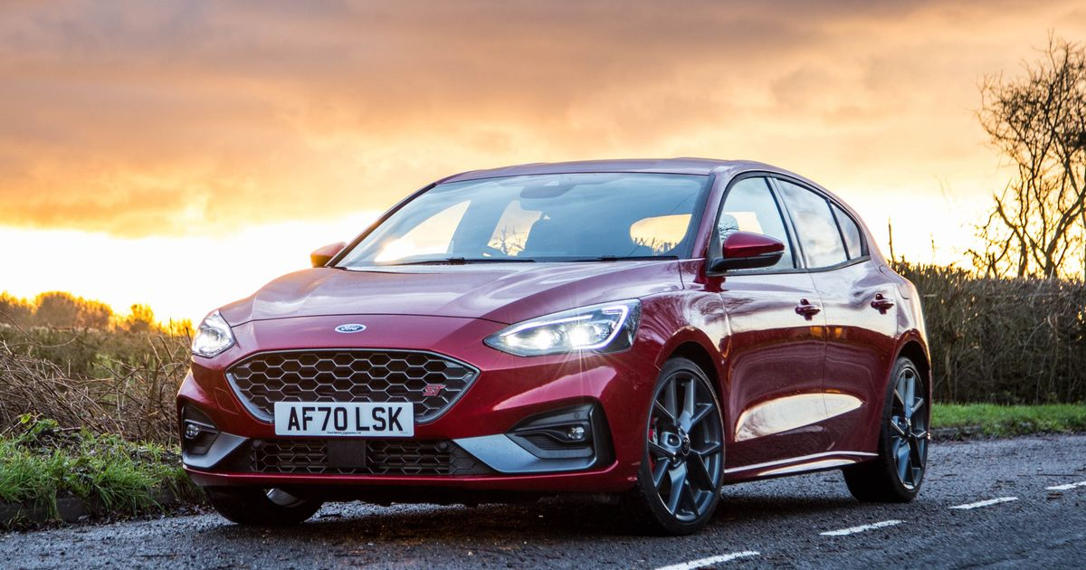 Ford Focus ST Review: The Slower Auto Is Best Avoided