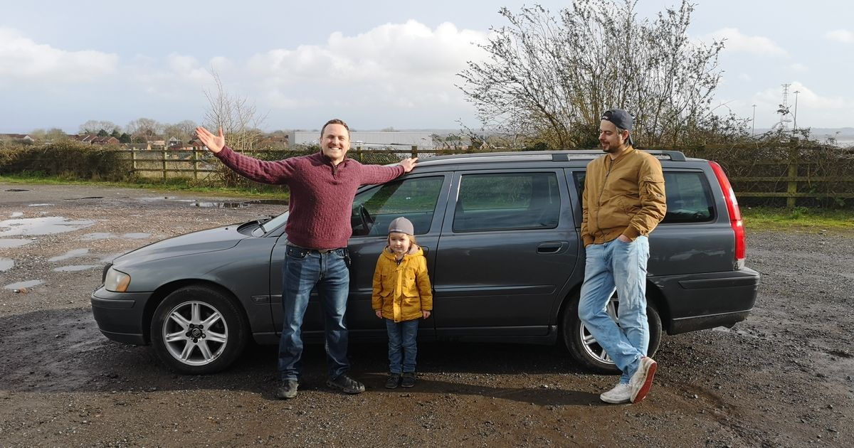 Buying A £1 Volvo (And The Coolest 4-Year-Old You ll Ever See)