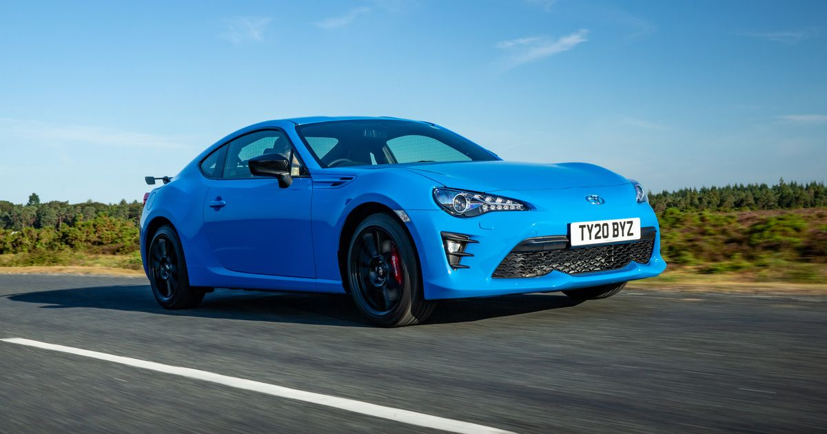 The Toyota 86 Has Been Delayed To Make It Less Like The Subaru BRZ